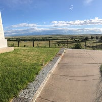 Photo taken at Little Bighorn Battlefield National Monument by Mark B. on 6/15/2017