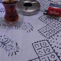 Photo taken at Şerife Bacı Öğretmen Evi Çay Bahçesi by Murat Ç. on 9/20/2015