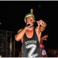 Photo taken at Turquoise Beach Club by Flavio I. on 8/18/2015