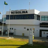 Photo taken at Petrolina Senator Nilo Coelho Airport (PNZ) by Bruno O. on 12/21/2012