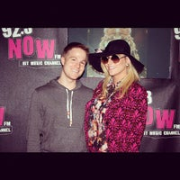 Photo taken at WNOW 92.3 Now FM by Bryan C. on 11/20/2012