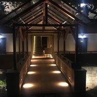 Photo taken at Doi Tung Lodge by Pabu Mew W. on 1/6/2017