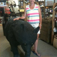Photo taken at Algonquin Outfitters by Kelley B. on 8/16/2013