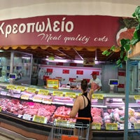 Photo taken at Kkolias Supermarket by Kkolias Supermarket (Υπεραγορά Κκολιάς) on 9/14/2015