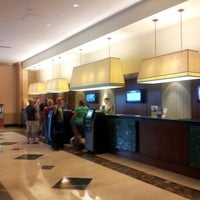 Photo taken at Hyatt Regency Jacksonville Riverfront by Mirko P. on 10/6/2012