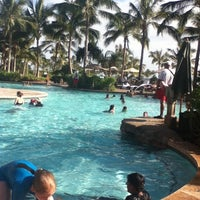 Photo taken at Aulani, A Disney Resort & Spa by Megan K. on 6/4/2013