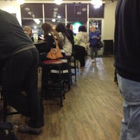 Photo taken at Starbucks by Megan S. on 4/14/2013
