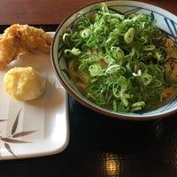 10/8/2016にやまよし 。.が丸亀製麺 流山店で撮った写真