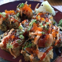 Photo taken at Sushi Rock by P D. on 6/28/2015
