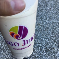 Photo taken at Jugo Juice by Lou O. on 9/4/2016