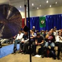 Photo taken at BattleHack World Final by Robert S. on 11/16/2013