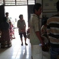 Photo taken at Kantor Kepala Desa Sembawa by Germaine F. on 10/8/2012