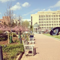 Photo taken at The George Washington University by Intan A. on 4/13/2013