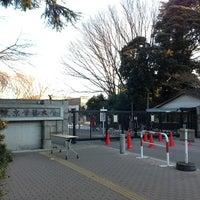 Photo taken at Tokyo Gakugei University by きくもとの ゆ. on 1/18/2013