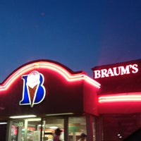 Photo taken at Braum's by Melissa J. on 5/26/2013