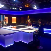 Photo taken at FRANCE 24 by Gaël C. on 12/9/2015