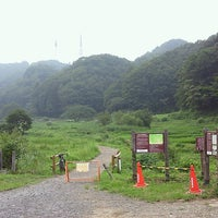 Photo taken at 横沢入 by InagakiM on 7/31/2013