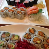 Photo taken at Noku Sushi by M D. on 5/9/2014
