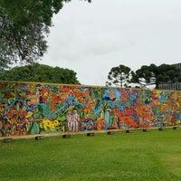 Photo taken at Praça Rio Iguaçu by Eduardo K. on 12/21/2016