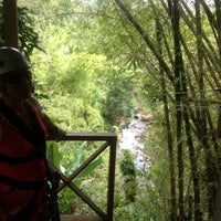 Photo taken at Treetop Adventure Park by Mikko G. on 5/10/2013