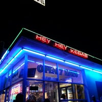 Photo taken at Hey Hey Kebab by Mark B. on 11/24/2012