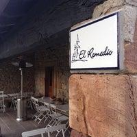 Photo taken at Restaurante-Bar El Remedio by Anabel A. on 1/4/2014