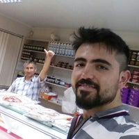Photo taken at Güney Peynir Pazarı by Ispartalı K. on 8/20/2015