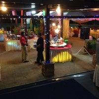 Photo taken at Restaurant Kelab Golf & Rekreasi PETRONAS by hani h. on 2/16/2014