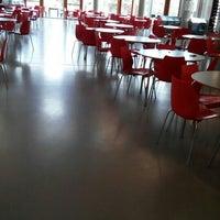 Photo taken at Studentenrestaurant by Josse V. on 3/3/2016