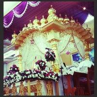 Photo taken at Gurudwara Sri Guru Singh Sabha by Sunny S. on 4/14/2014