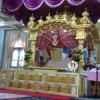 Photo taken at Gurudwara Sri Guru Singh Sabha by Sunny S. on 7/25/2014