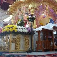 Photo taken at Gurudwara Sri Guru Singh Sabha by Sunny S. on 12/28/2014