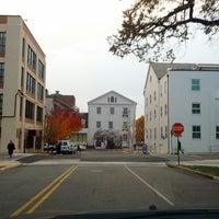 Photo taken at Washington Navy Yard by Naomi W. on 11/16/2012