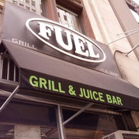 Photo taken at Fuel Grill and Juice Bar by Naomi W. on 6/8/2013