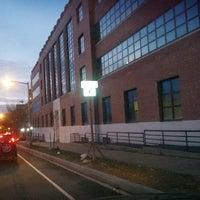 Photo taken at Washington Navy Yard by Naomi W. on 11/8/2012