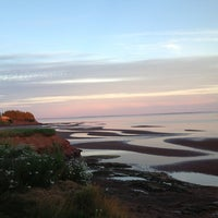 Photo taken at Keppoch Beach by Marcia I. on 7/13/2013
