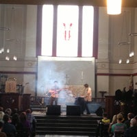 Photo taken at St Philips Church by Robbie G. on 5/5/2013