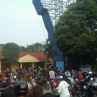 Photo taken at Kelurahan Pamulang Barat by Nugraha S. on 9/29/2012