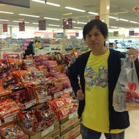 Photo taken at 原信 村上西店 by Haruhisa N. on 10/12/2012