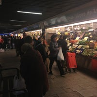 Photo taken at Mercado de Las Ventas by Zoe on 1/26/2013