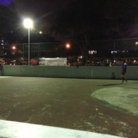 Photo taken at Street Soccer Court by Elgin Huang J. on 5/19/2014