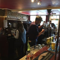 Photo taken at The Bricklayer's Arms by Daniel G. on 5/13/2017