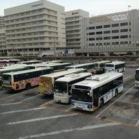 Photo taken at 那覇バスターミナル by Tatsushi I. on 5/3/2013