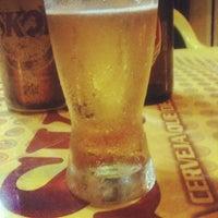 Photo taken at Bar do Boi by Leonardo E. on 3/25/2014