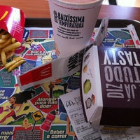Photo taken at McDonald's by Roberto A. on 11/10/2012