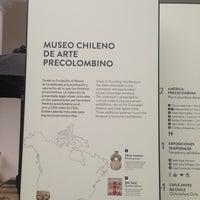 Снимок сделан в Museo Chileno de Arte Precolombino пользователем Дмитрий С. 5/10/2014