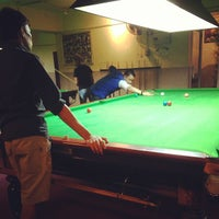 Photo taken at GT Snooker by Sham A. on 10/13/2013
