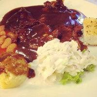 Photo taken at Polperro Fish & Steak by Sham A. on 7/9/2013