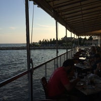 Photo taken at fatfish Wine Bar & Bistro by Lina on 9/8/2016