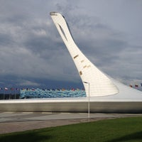 Photo taken at Olympic Village by Станислав Ф. on 5/22/2014